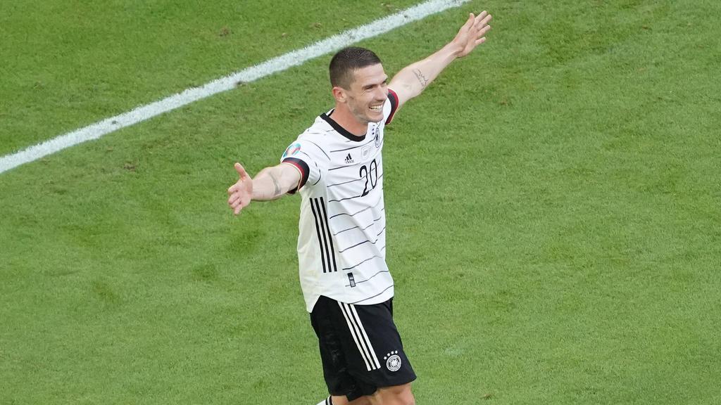 Robin Gosens trumpft bei der EURO 2021 auf