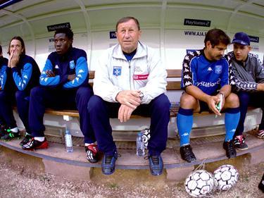 Guy Roux saß 44 Jahre bei der AJ Auxerre auf der Bank