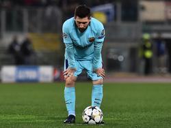 Messi acumula muchos minutos a estas alturas de año. (Foto: Getty)