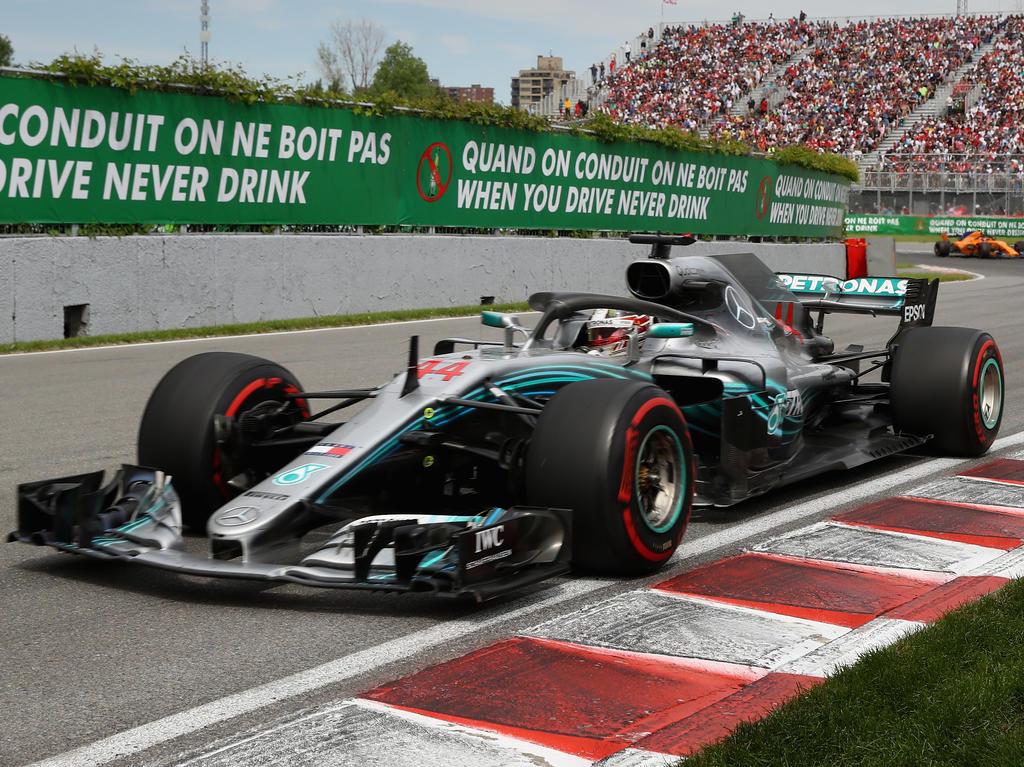 Lewis Hamilton musste nicht um die Zuverlässigkeit seines Mercedes bangen