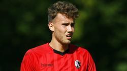 Luca Waldschmidt erzielte einen Treffer für Freiburg