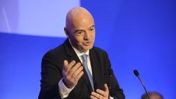Will die Klub-WM reformieren: FIFA-Boss Gianni Infantino