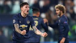 Manchester United jubelt über den Sieg