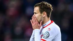 Fehlt dem 1. FC Köln wohl in Regensburg: Louis Schaub