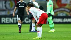 Yussuf Poulsen und RB Leipzig scheiterten in der Europa League