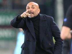 Das von Luciano Spalletti gecoachte Inter kam schlitzohrig zum Sieg