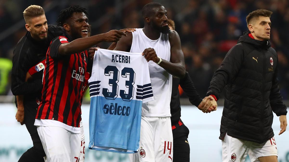 Dieser Jubel kommt dem AC Mailand teuer zu stehen