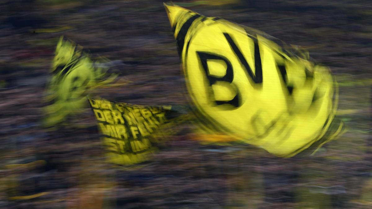Die BVB-Fans schlugen teilweise deutlich über die Stränge