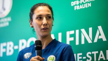 Sara Doorsoun und der VfL Wolfsburg schielen auf den Titel