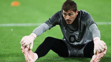 Casillas podría abandonar el deporte de élite. (Foto: Getty)