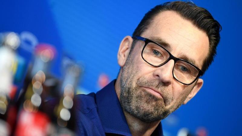 Hertha-Manager Michael Preetz will sich Zeit lassen bei der Trainersuche