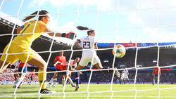 USA und Schweden im Achtelfinale der Frauen-WM