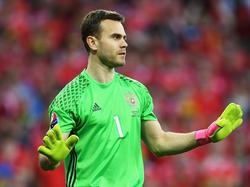 Igor Akinfeev ist neuer Kapitän der russischen Nationalmannschaft