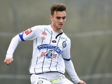 Der SK Sturm hat die Option auf eine Vertragsverlängerung bei Lukas Skrivanek gezogen