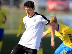 Nachwuchsnationalspieler Vesel Demaku fehlt der Austria vorerst