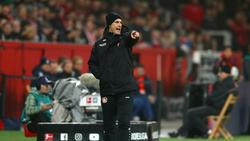 Leverkusen-Trainer Heiko Herrlich braucht Resultate