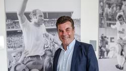 Dieter Hecking startet mit großen Ambitionen in die neue Saison