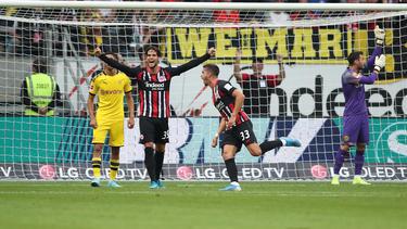 Silva erzielte den zwischenzeitlichen Ausgleich zum 1:1