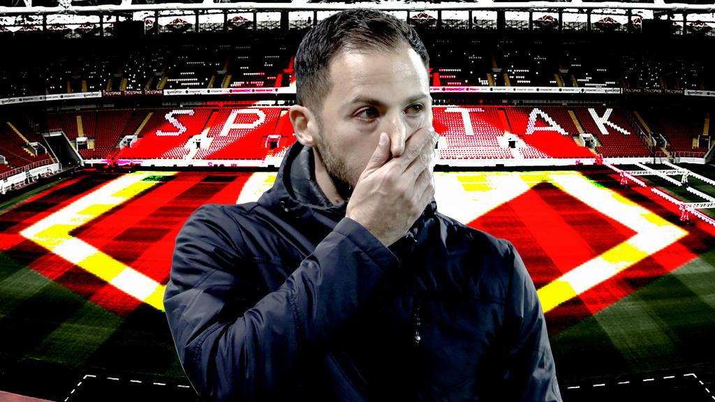 Nach seinem Aus beim FC Schalke heuert Domenico Tedesco bei Spartak Moskau an
