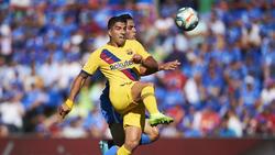 Suárez abrió el marcador en Getafe.