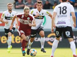 Altach vs. Mattersburg