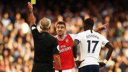 Sokratis wechselte 2018 vom BVB zum FC Arsenal