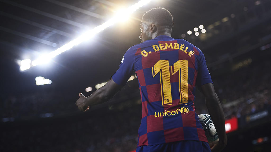 Ousmane Dembélé sorgt immer wieder für Eskapaden