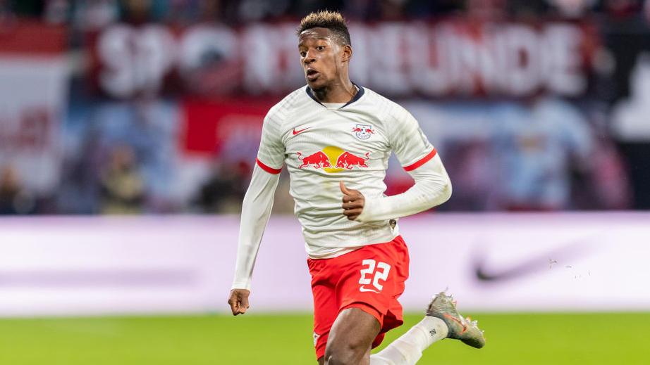 Nordi Mukiele will bei RB Leipzig weiter durchstarten