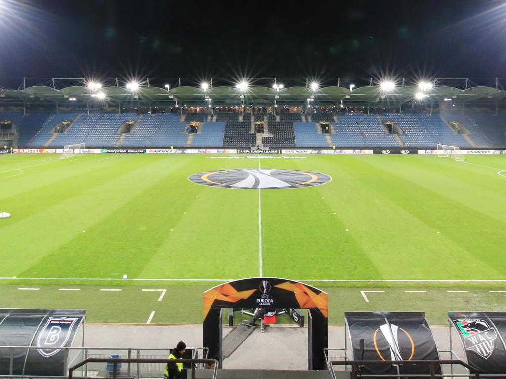 Der Wolfsberger AC trägt seine Heimspiele in der Europa League in Graz aus