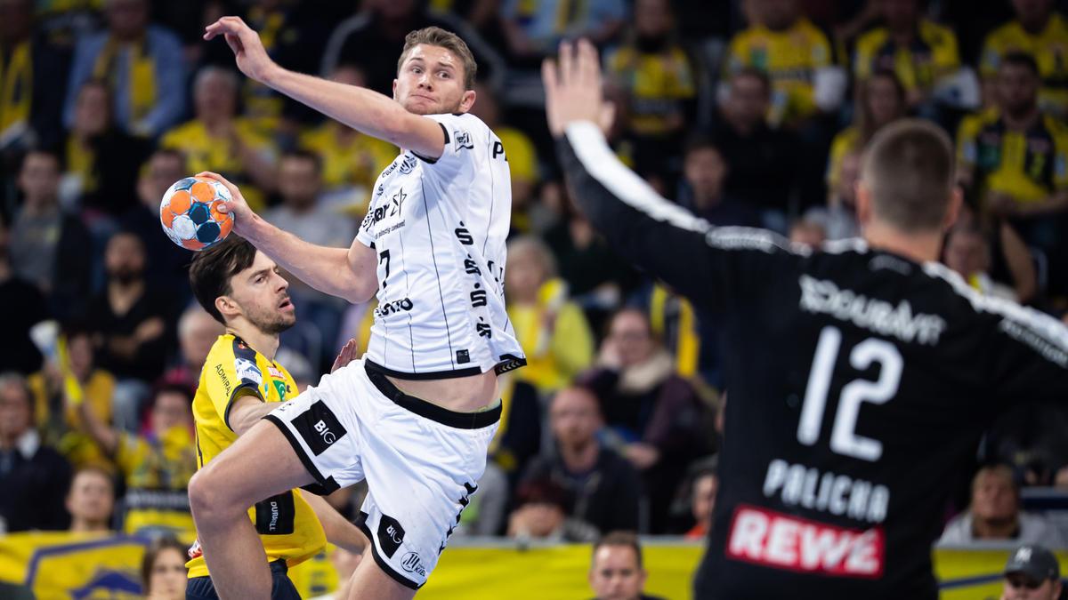 Der THW Kiel bleibt Tabellenführer der HBL