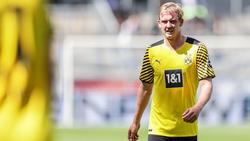 Verlässt Julian Brandt den BVB?
