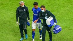 Kapitän Danny Latza fehlt dem FC Schalke 04 lange