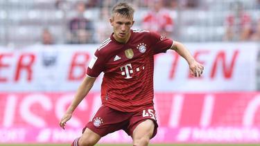 Torben Rhein plant, sich beim FC Bayern einen Namen zu machen