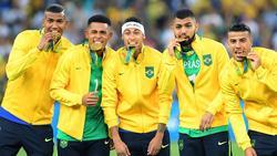 Brasil sueña con otra medalla de Oro.