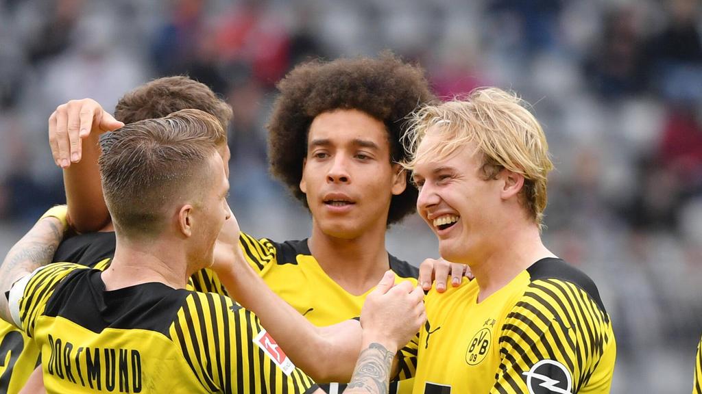Zieht es BVB-Profi Axel Witsel bald zu Juventus?