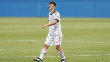 Der FC Bayern steht in der Youth League vor dem Aus