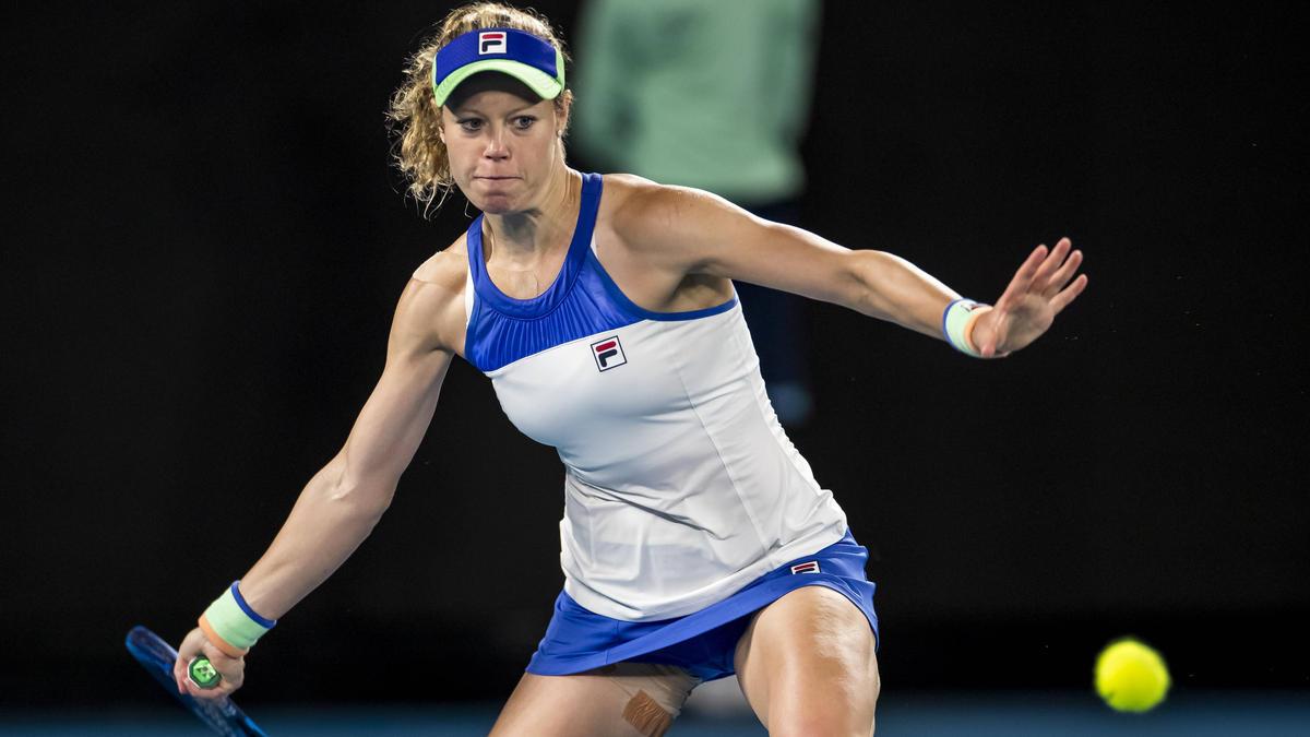Laura Siegemund ist bei den Australian Open gescheitert.