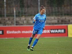 Durch die Kooperation mit Eintracht Frankfurt setzt der Verein von Laura Feiersinger ein großes Zeichen