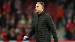 Will mit Mainz in Wolfsburg dreifach punkten: Achim Beierlorzer