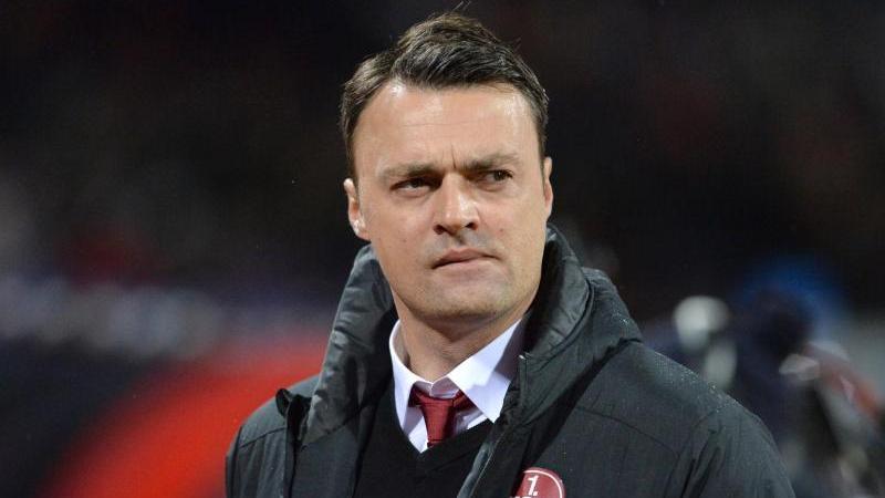 Sportvorstand beim 1. FC Nürnberg: Robert Palikuca