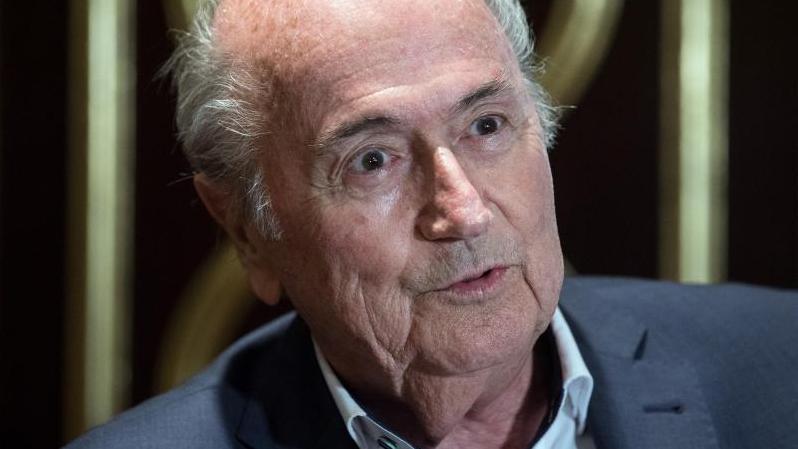Ex-FIFA-Chef Sepp Blatter ist weiterhin von Katar als WM-Ausrichter überzeugt