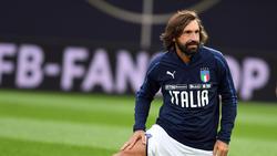 Andrea Pirlo ist neuer Trainer von Juventus