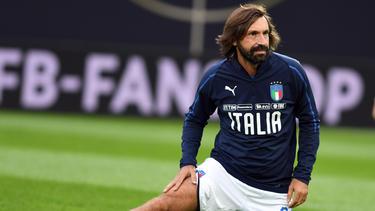 Andrea Pirlo übernimmt das Traineramt bei Juves U23