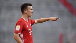 Wie lange bleibt Ivan Perisic noch beim FC Bayern?