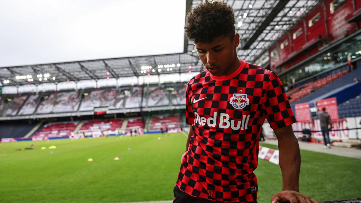 Ausgebildet beim FC Bayern, umworben vom BVB: KarimAdeyemi
