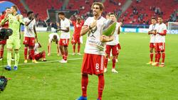 Javi Martínez wurde in Budapest zum Mr. Supercup der Bayern