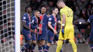 Doppelpack Mbappé: Klarer Erfolg für PSG