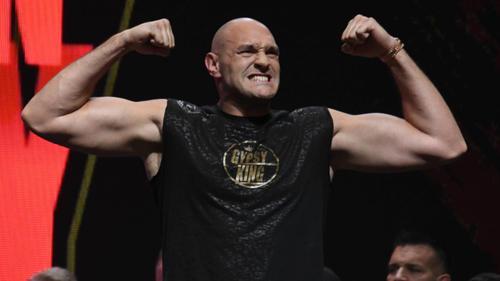 Tyson Fury könnte 2021 gleich zweimal gegen Anthony Joshua antreten