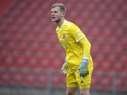 Nico Mantl steht vor einem Wechsel nach Salzburg