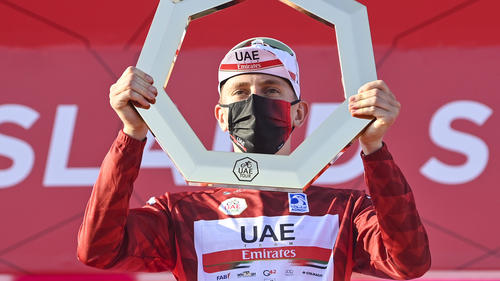 Pogacar gewann auch die UAE-Tour